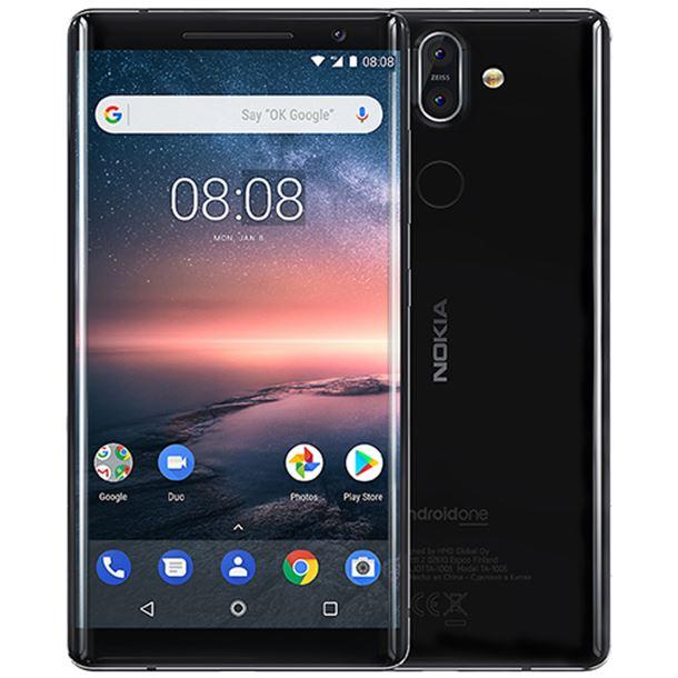 Nokia Sirocco 8