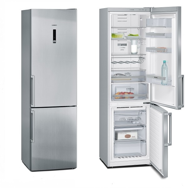 siemens kg39nxi30 frigor fico combi clase a no frost. Black Bedroom Furniture Sets. Home Design Ideas