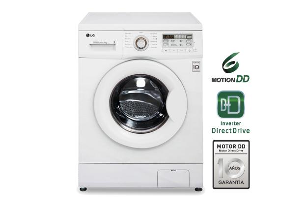 lg f12b8qdw lavadora motion direct drive 2 0 7 kg 1200 rpm. Black Bedroom Furniture Sets. Home Design Ideas