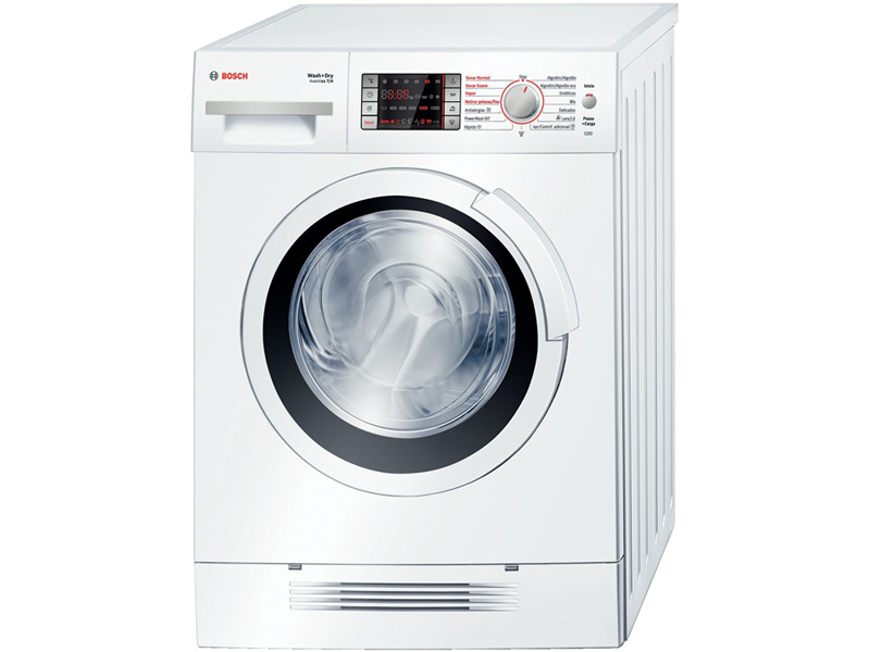 Bosch wvh24460ep lavadora secadora 7 kg 4 kg rpm for Funcion de la lavadora