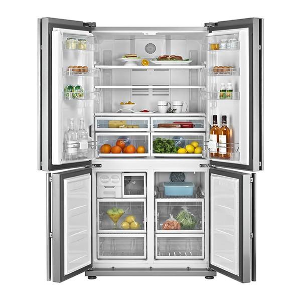 Cocina con frigorifico americano with cocina con - Cocinas con frigorifico americano ...