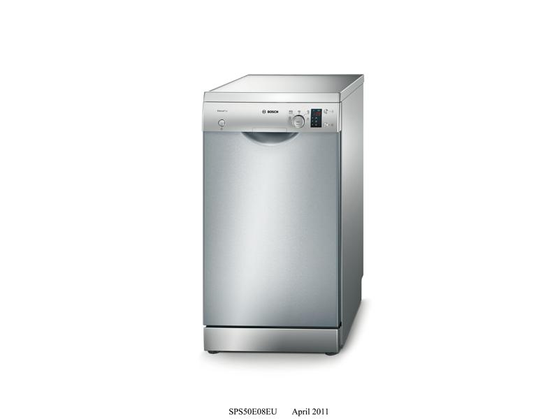 Bosch sps50e08eu lavavajillas 48 db clase a for Lavavajillas bosch 45