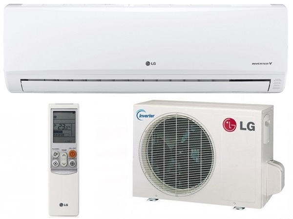 Lg e09ek aire acondicionado 22 db a a bomba de calor for Bomba de calor inverter