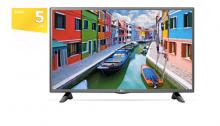 """LG 49LF510V. Televisor LED 49"""" Full HD"""
