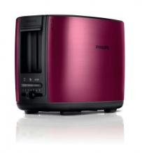 Philips HD2628/00. Tostadora 950W con 2 ranuras