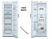 Balay 3GF8601B + 3FC1601B. Conjunto Frio y Congelador
